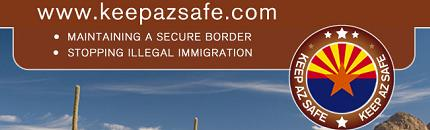 Donate to the Arizona Border Fence